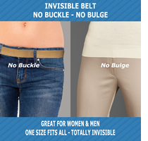 invisible belt
